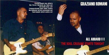 Live : Graziano Romani - Scandiano - 28 Avril 2001