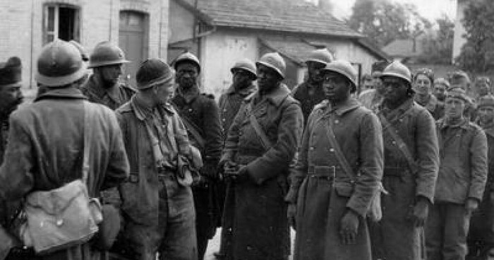 """15 août 1944 – 15 août 2015  Hommage aux """"Indigènes de la République"""" en ce jour de commémoration du Débarquement en Provence"""
