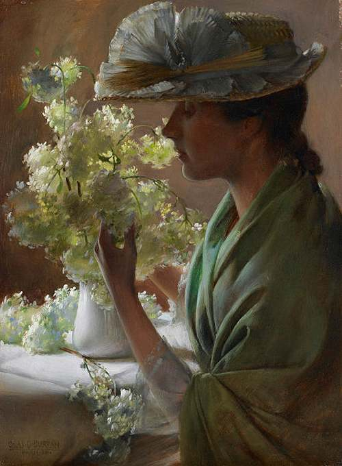 Peintures de : Charles Courtney CURRAN