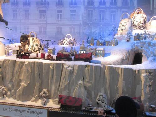 Paris magique pour les fêtes de fin d'année