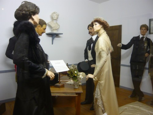 Villesavin - Musée du Mariage