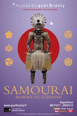 Exposition : Samourai - Armure du guerrier