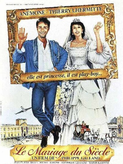 LE MARIAGE DU SIECLE BOX OFFICE 1985
