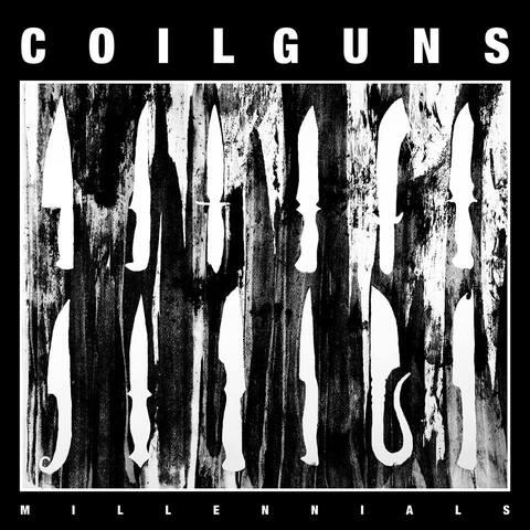 COILGUNS - Un premier extrait du prochain album dévoilé