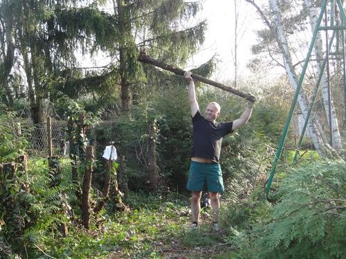 On est au jardin ... En ce Moment !!!