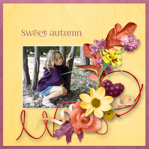 Sweet autumn