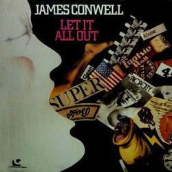 James Conwell - Let It All Out - Complete LP