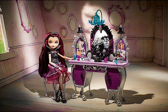 Photoshoots - Raven's destiny vanity (1)