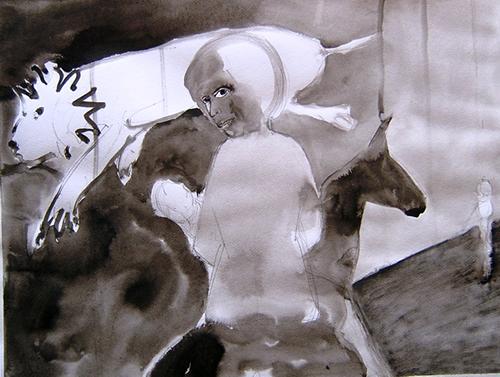 E. Karaïndrou & C. Christofis : L'aria de Rosa * Άρια της Ρόζας