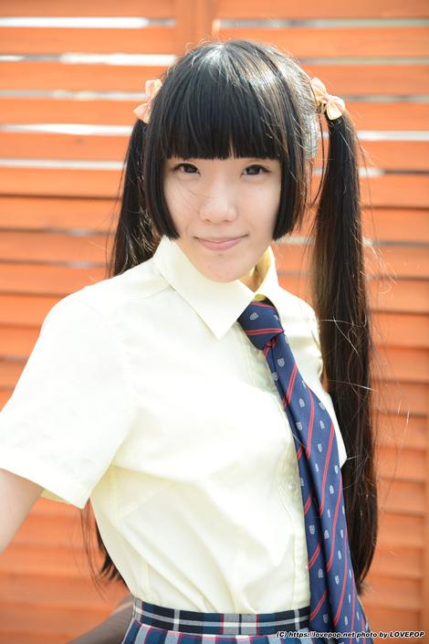 WEB Gravure : ( [LOVEPOP] - |PHOTO No.465 - Vol.02| Aoi Ichigo/青井いちご )