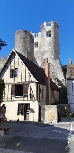 Montrésor en Indre et Loire