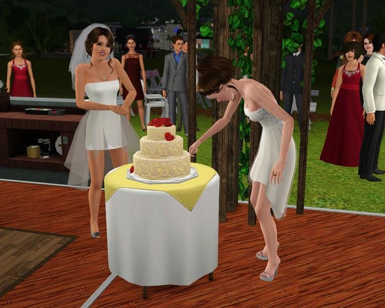 Chapitre 67: Et ils se marièrent dans la joie et la bonne humeur... enfin presque!