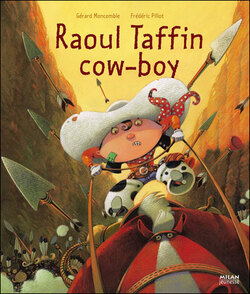 AMERIQUE - RAOUL TAFFIN COW BOY