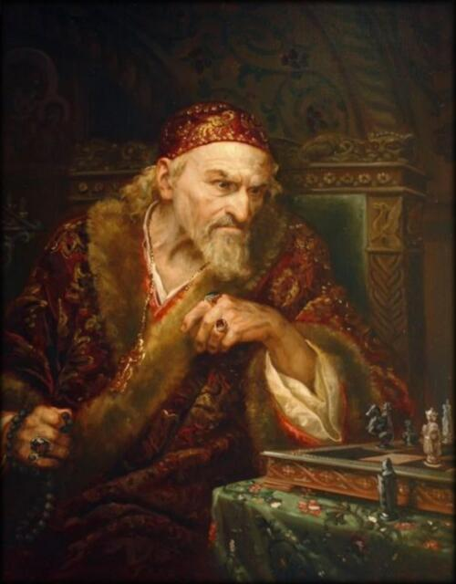 Ivan IV le Terrible