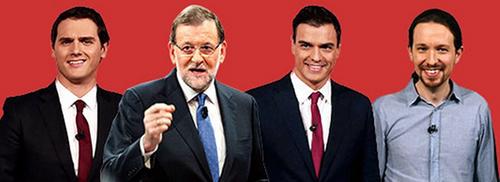 Elections  en Espagne