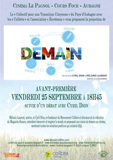 "Projection ""Demain"""