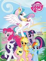 My Little Pony amies cest magique affiche