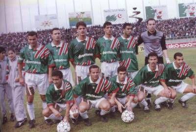 MCA - CRB 0-0 Saison 1996/1997