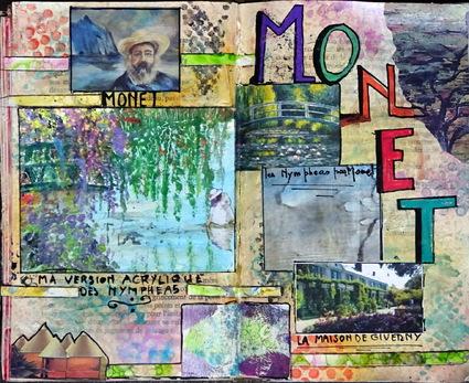 Nous et l'art journal sur MMF