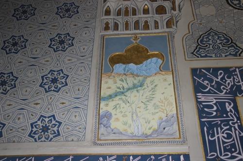 La nécropole Chab-i-Zinda à Samarcande (2)