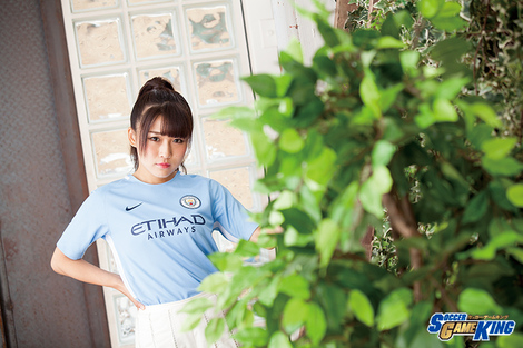 WEB Magazine : ( [SOCCER KING WEB - SGK Media] - |Photo gallery - SOCCER GAME KING - 2017.11 / Vol.69| - Moso Calibration & Marina Kawano )