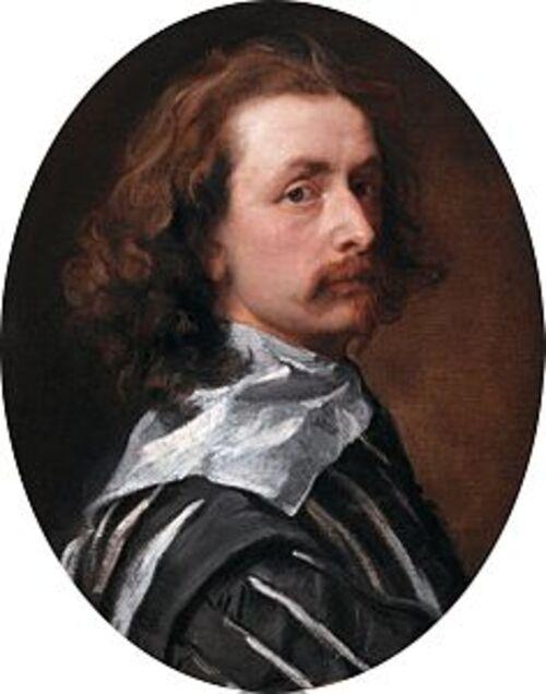 Van Dyck,roi de cour !