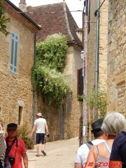 Dordogne: Limeuil sur les terres de Cro-magnon