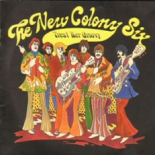NEW COLONY SIX - I Always Think About You (1968)  (Soft Rock Café)