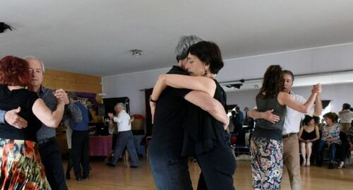 Milonga Projection Vide dressing du 17/04/16