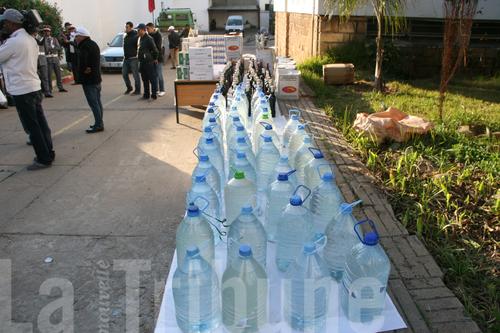 Saisie de 700 litres d'eau-de-vie à El Jadida