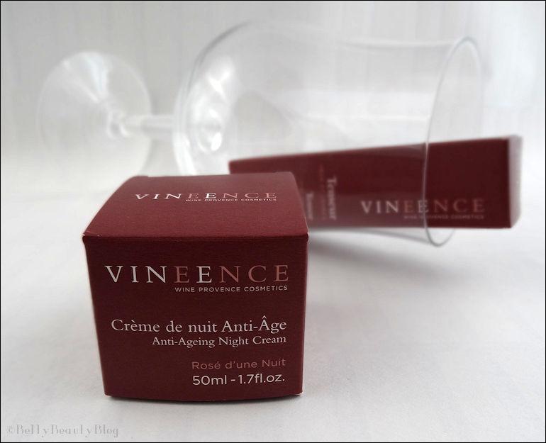 Vineence les cosmétiques au rosé de Provence !