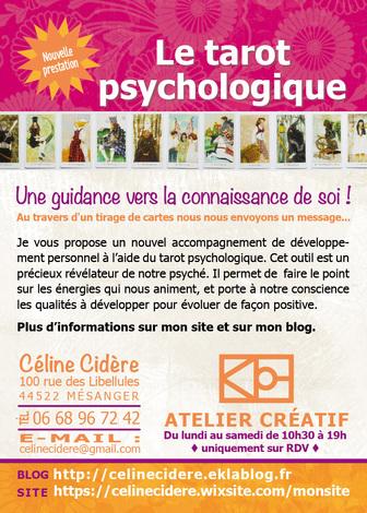 Atelier créatif à Mésanger (44)