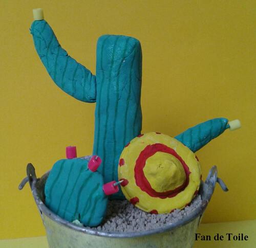 Tuto Aie ! Cactus !