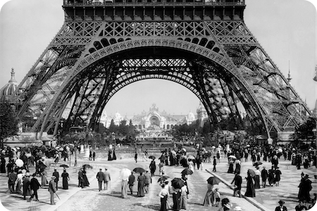 Exposition Paris 1900
