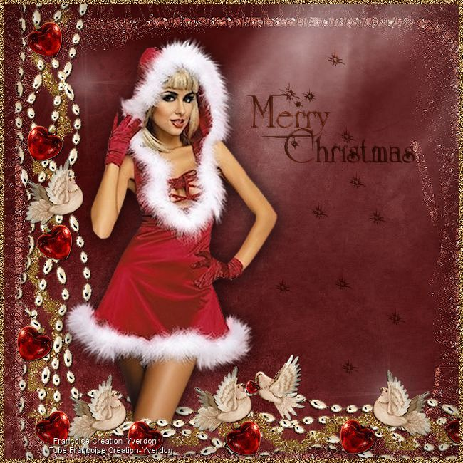 Créations Noël 1- 2013