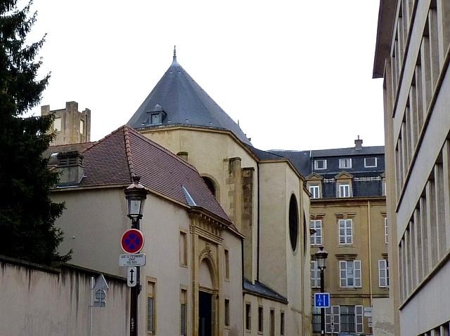 Cité Administrative de Metz - 22 Marc de Metz 2012