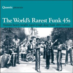 V.A. - The World's Rarest Funk 45's . Vol.1 - Complete CD
