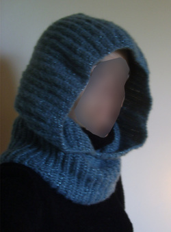 Snood capuche1