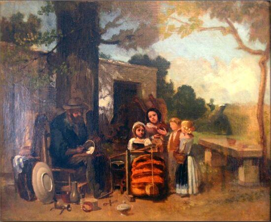 Vacances jurassiennes avec Arlette : La grotte d'Osselle, Ornans et le musée Gustave Courbet