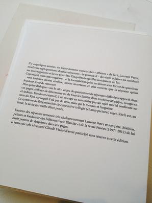 Incertitudes,Perez,Boutibonnes,Viallat,Livre art