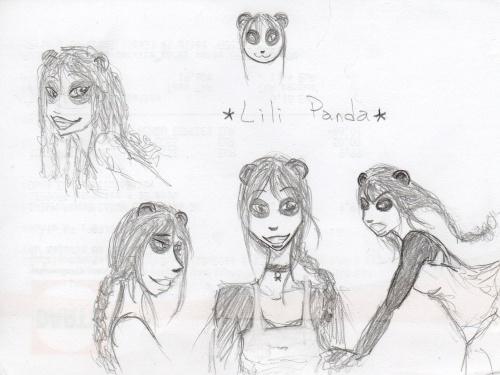 Recherche sur: Lili Panda
