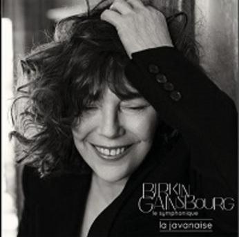 Jane Birkin reprend les singles de Serge Gainsbourg