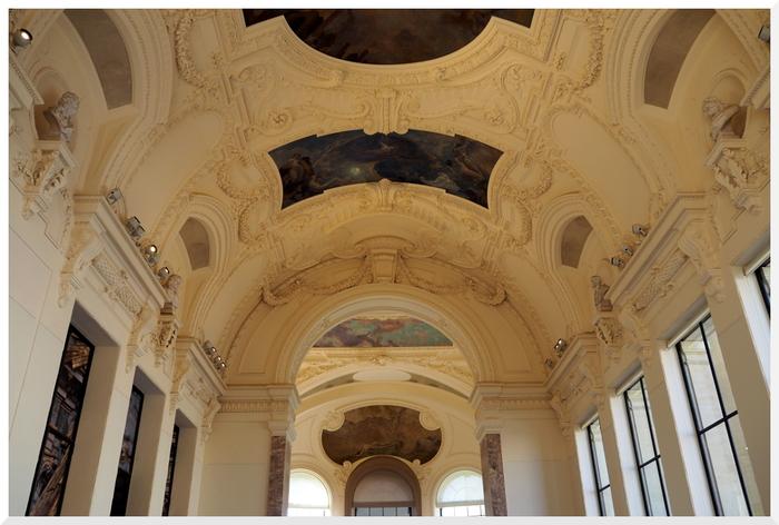 Le Petit Palais à Paris.