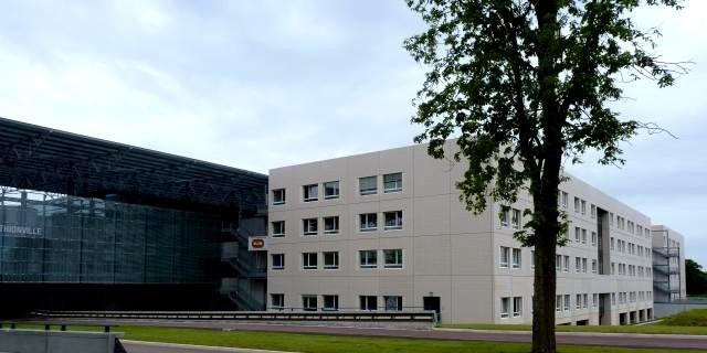 Metz L'hôpital de Mercy 23 Marc de Metz 23 09 2012