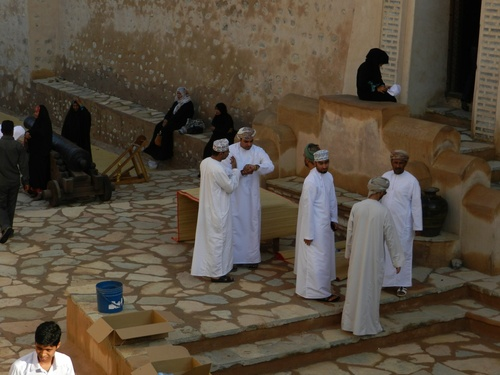Oman Les forts