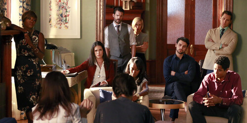 J'ai vu : la saison 1 d'How to get away with murder