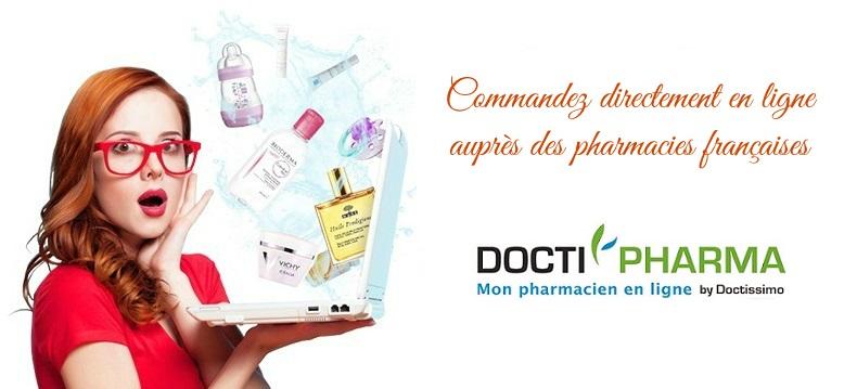 doctipharma - pharmacies en ligne - doctissimo