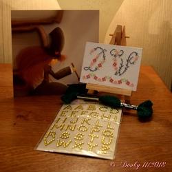 """ATC """"Les Belles Lettres"""""""