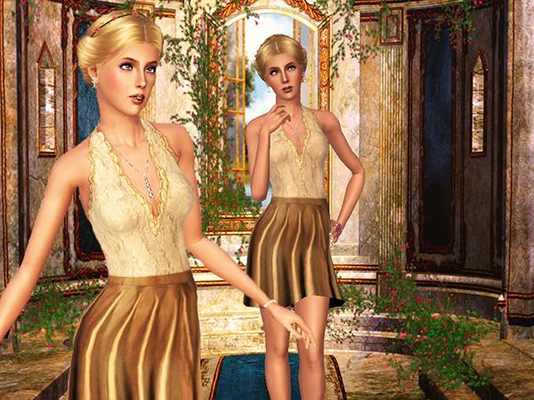 Charline Van Hoten (princesse chocolat)