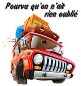 ** SEPTEMBRE : LE RETOUR & LA RENTREE des CLASSES**